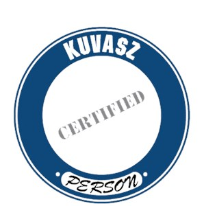 Kuvasz T-Shirt - Certified Person