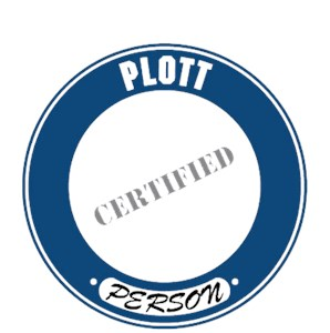 Plott T-Shirt - Certified Person