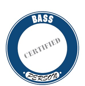 Bass T-Shirt - Certified Person