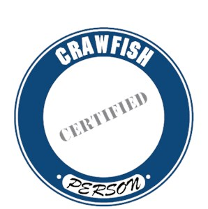 Crawfish T-Shirt - Certified Person