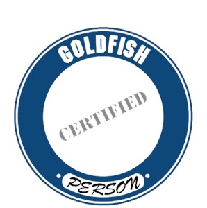Goldfish T-Shirt - Certified Person