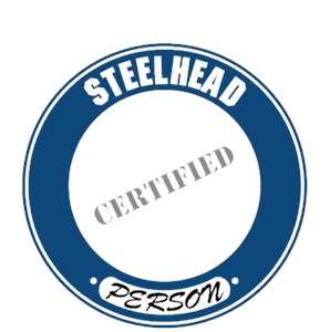 Steelhead T-Shirt - Certified Person