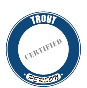 Trout T-Shirt - Certified Person