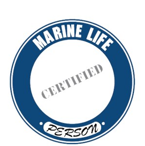 Marine Life T-Shirt - Certified Person