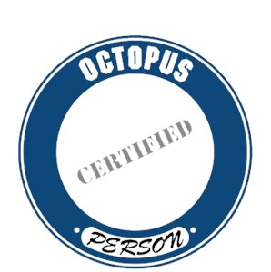 Octopus T-Shirt - Certified Person