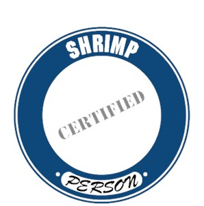 Shrimp T-Shirt - Certified Person