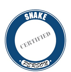 Snake T-Shirt - Certified Person