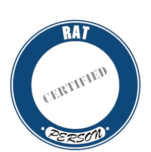 Rat T-Shirt - Certified Person