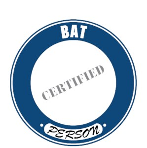 Bat T-Shirt - Certified Person