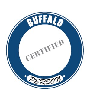 Buffalo T-Shirt - Certified Person