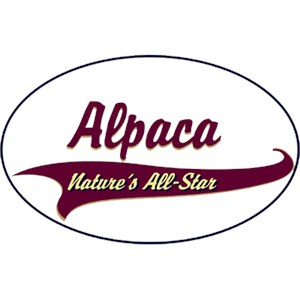 Alpaca T-Shirt - Breed of Champions