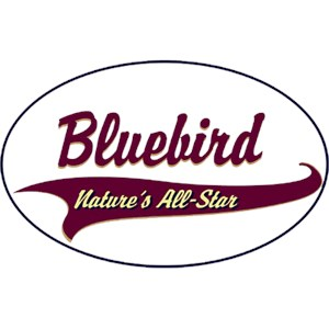 Bluebird T-Shirt - Breed of Champions