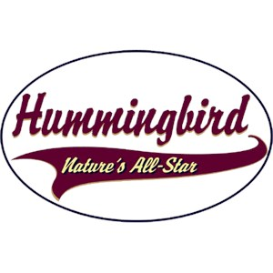 Hummingbird T-Shirt - Breed of Champions