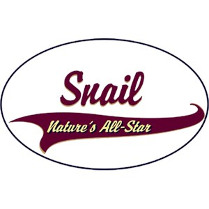 Snail T-Shirt - Breed of Champions