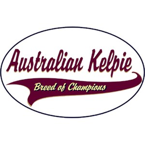 Australian Kelpie T-Shirt - Breed of Champions