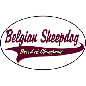 Belgian Sheepdog T-Shirt - Breed of Champions