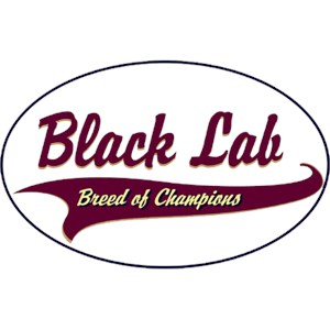 Black Lab T-Shirt - Breed of Champions
