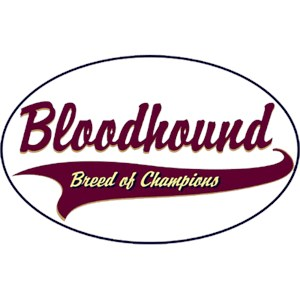 Bloodhound T-Shirt - Breed of Champions