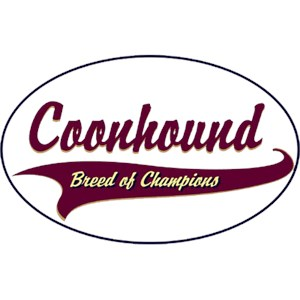 Coonhound T-Shirt - Breed of Champions