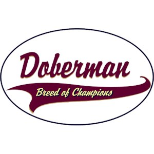 Doberman Pinscher T-Shirt - Breed of Champions