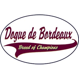Dogue de Bordeaux T-Shirt - Breed of Champions