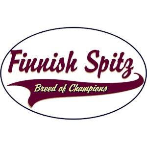 Finnish Spitz T-Shirt - Breed of Champions