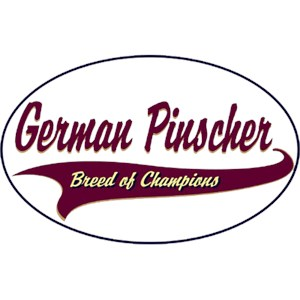 German Pinscher T-Shirt - Breed of Champions