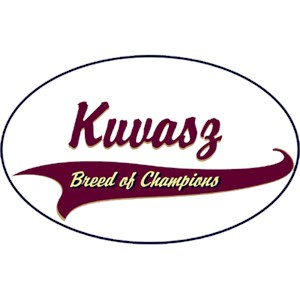 Kuvasz T-Shirt - Breed of Champions