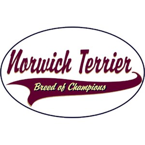 Norwich Terrier T-Shirt - Breed of Champions