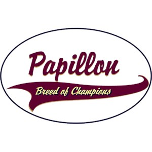 Papillon T-Shirt - Breed of Champions