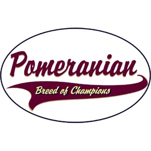 Pomeranian T-Shirt - Breed of Champions
