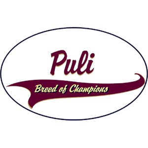 Puli T-Shirt - Breed of Champions