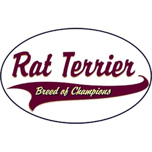 Rat Terrier T-Shirt - Breed of Champions