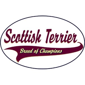 Scottish Terrier T-Shirt - Breed of Champions