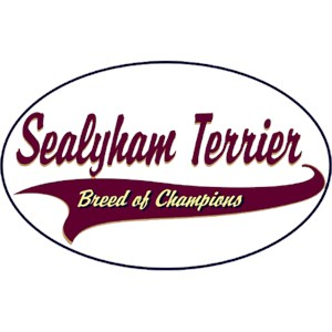 Sealyham Terrier T-Shirt - Breed of Champions