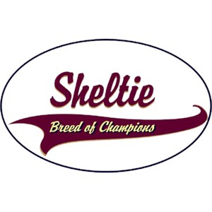 Shetland Sheepdog T-Shirt - Breed of Champions