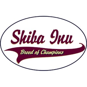Shiba Inu T-Shirt - Breed of Champions