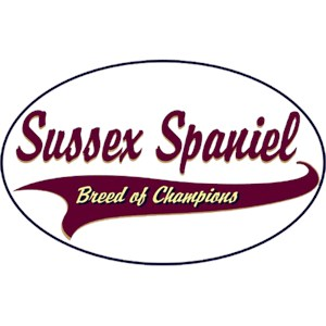 Sussex Spaniel T-Shirt - Breed of Champions
