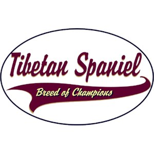 Tibetan Spaniel T-Shirt - Breed of Champions