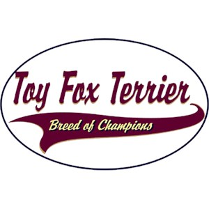 Toy Fox Terrier T-Shirt - Breed of Champions