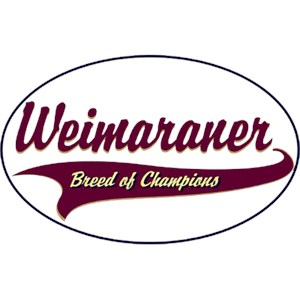 Weimaraner T-Shirt - Breed of Champions