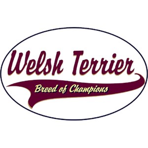 Welsh Terrier T-Shirt - Breed of Champions
