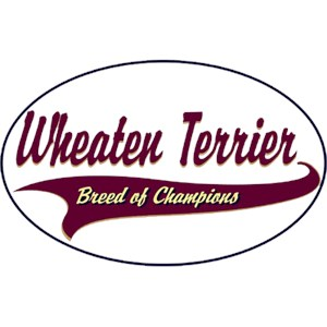 Wheaten Terrier T-Shirt - Breed of Champions
