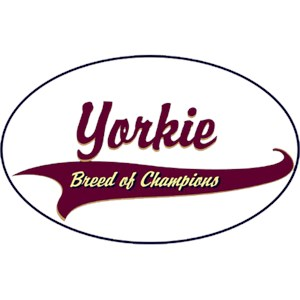 Yorkshire Terrier T-Shirt - Breed of Champions