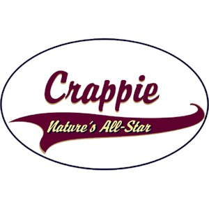 Crappie T-Shirt - Breed of Champions