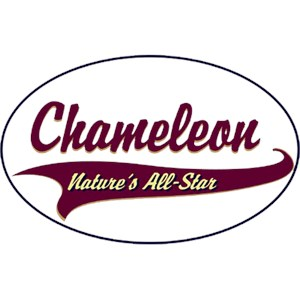 Chameleon T-Shirt - Breed of Champions