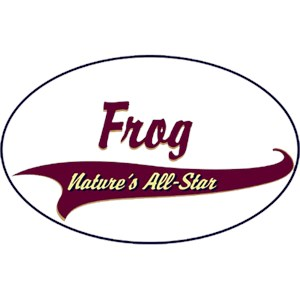 Frog T-Shirt - Breed of Champions