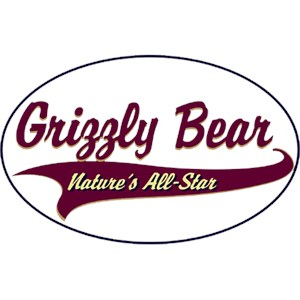 Grizzly Bear T-Shirt - Breed of Champions