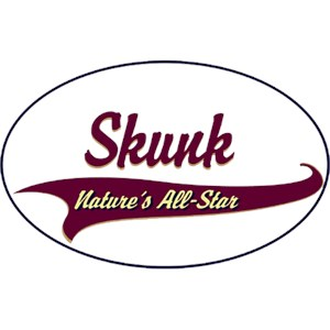 Skunk T-Shirt - Breed of Champions