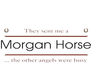 Morgan Horse T-Shirt - Other Angels
